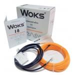 Двухжильный кабель Woks - 18