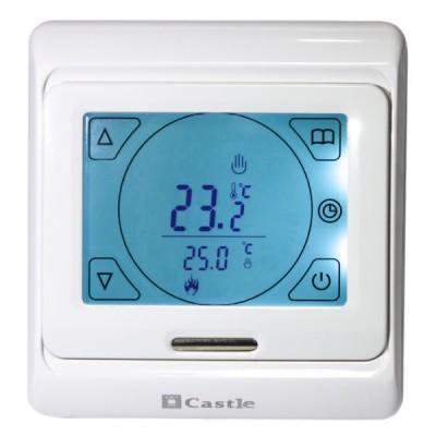 Castle М9.716 Терморегулятор программируемый сенсорный